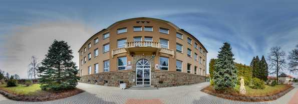 Základní škola a Mateřská škola Cerhovice, okres Beroun (budova ZŠ)