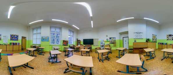 Základní škola a mateřská škola Jaroslava Seiferta
