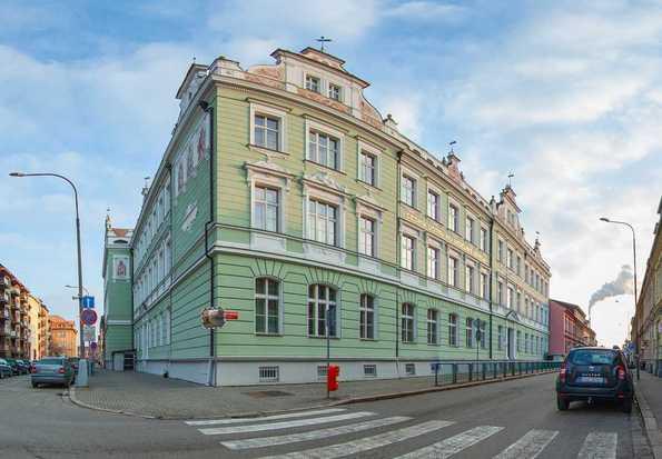 Základní škola, Matice školské, České Budějovice