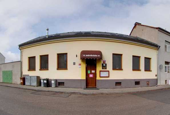 Mš Sedmikráska V. Špály 7, Č.Budějovice